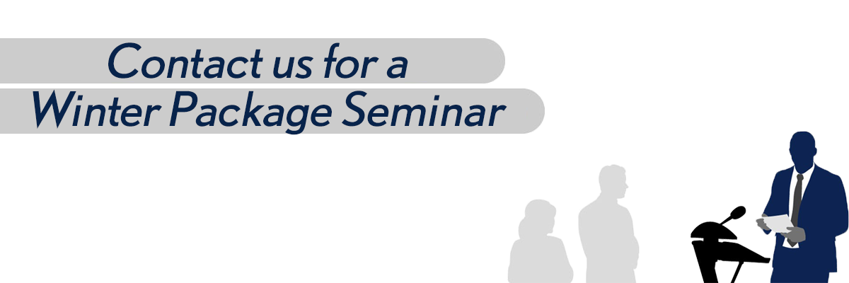 Winter Package Seminar